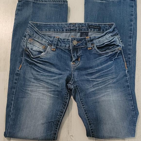 Wishful Park Bootcut Jeans